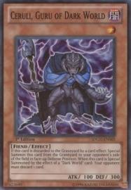 Ceruli, Guru of Dark World - 1st Edition - SDGU-EN003