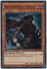 Armageddon Knight - 1st Edition - THSF-EN035