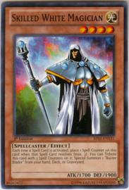Skilled White Magician - Unlimited - BP01-EN131