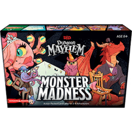 D&D Dungeon Mayhem - Monster Madness