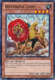 Botanical Lion - 1st Edition - BP02-EN074 - MF