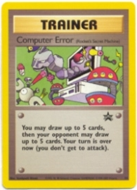 Computer Error - 16 - Promo - Pokémon League (May 2000)