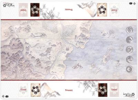 Honored Duel - Two Player Play Mat