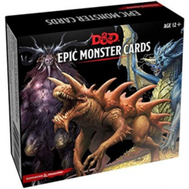 Dungeons & Dragons - Epic Monster Cards