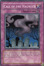 Call of the Haunted - 1st Edition - SD5-EN033