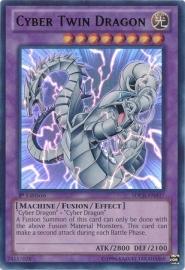 Cyber Twin Dragon - 1st Edition - SDCR-EN037