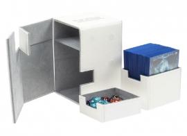 Flip´n´Tray Deck Case 100+ - Standard Size - XenoSkin - White