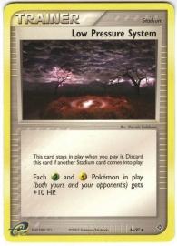 Low Pressure System - Dragon - 86/97