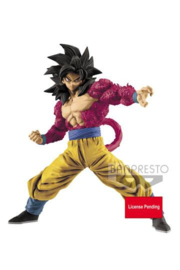 Dragon Ball GT Full ScratchPVC Statue Super Saiyan 4 Son Goku 18 cm