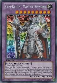 Gem-Knight Master Diamond - 1st. Edition - HA07-EN059