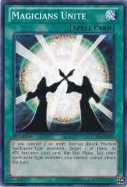 Magicians Unite - 1st. Edition - LCYW-EN077