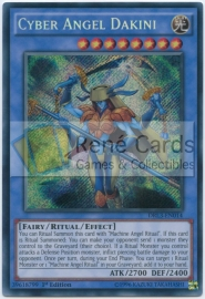 Cyber Angel Dakini - 1st. Edition - DRL3-EN014