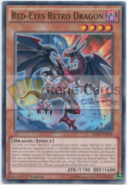 Red-Eyes Retro Dragon -  1st. Edition - LDK2-ENJ04