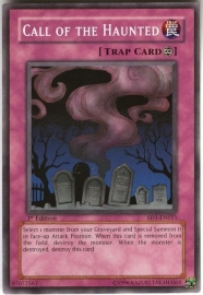 Call of the Haunted - 1st Edition - SD1-EN021