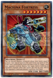 Machina Fortress - 1st. Edition - SR10-EN004