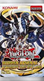 Zexal - Hidden Arsenal 7: Knight of Stars - 1st. Edition