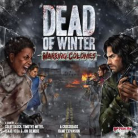 Dead of Winter - Warring Colonies - Engels