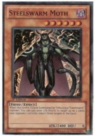 Steelswarm Moth - 1st Edition - HA05-EN048