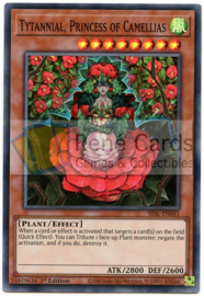 Tytannial, Princess of Camellias - 1st. Edition - SESL-EN041