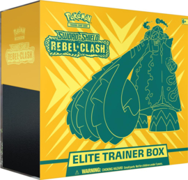 Pokemon - S&S - Rebel Clash - Elite Trainer Box