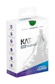 Katana Sleeves - Standard Size - Green