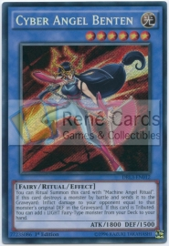 Cyber Angel Benten - 1st. Edition - DRL3-EN012