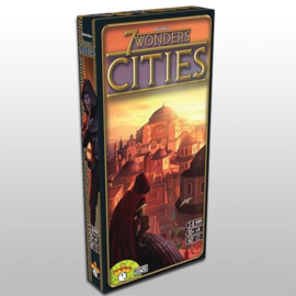 7 Wonders - Cities (NL/Eng/Es/PL)