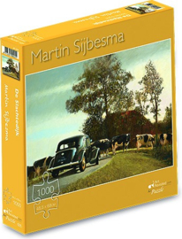 Martin Sijbesma - De Slachtedijk (1000)