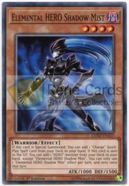 Elemental HERO Shadow Mist -  1st. Edition - LEHD-ENA15