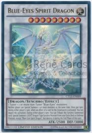 Blue-Eyes Spirit Dragon - Limited Edition - CT13-EN009