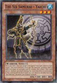The Six Samurai - Yaichi - 1st Edition - SDWA-EN006