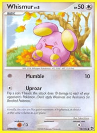 Whismur - GreatEnc - 94/106