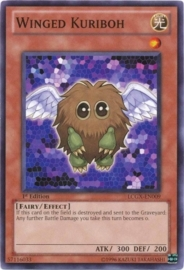 Winged Kuriboh - Unlimited - LCGX-EN009