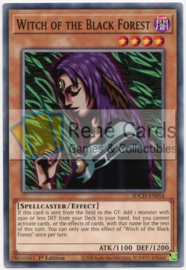 Witch of the Black Forest - 1st. Edition - SDCH-EN016