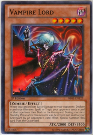 Vampire Lord - Unlimited - BP01-EN127