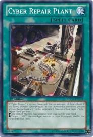 Cyber Repair Plant - 1st Edition - SDCR-EN019