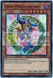 Dark Magician Girl - Unlimited - YGLD-ENB03