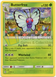Butterfree - S&M 3/149