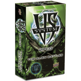 VS System 2PCG - The ALIEN Battles