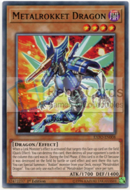 Metalrokket Dragon - Unlimited - EXFO-EN008