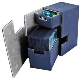 Flip´n´Tray Deck Case 80+ - Standard Size - XenoSkin - Blue