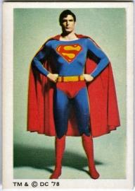 Superman 180 Card Complete Set