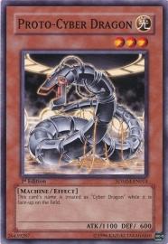 Proto-Cyber Dragon - Unlimited - SDMM-EN014