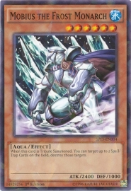 Mobius the Frost Monarch - 1st. Edition - SP15-EN004 - SF