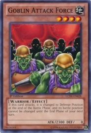 Goblin Attack Force - 1st. Edition - LCJW-EN028