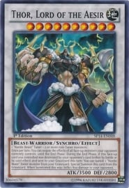 Thor, Lord of the Aesir - 1st Edition - SP14-EN048