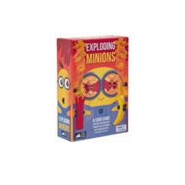 Exploding Minions - Engelish Edition