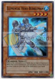 Elemental HERO Bubbleman - 1st Edition - YSDJ-EN017