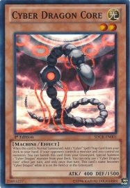 Cyber Dragon Core - 1st Edition - SDCR-EN001