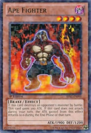 Ape Fighter - 1st Edition - BP02-EN093 - MF